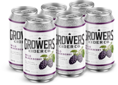 GROWERS BLACKBERRY 6CAN