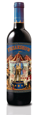 FREAKSHOW RED