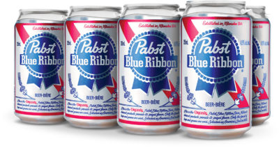 PABST BLUE RIBBON 8PK