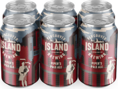 VAN ISLE PIPER'S PALE ALE 6can