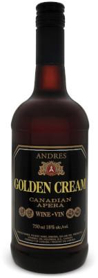 ANDRES GOLDEN CREAM