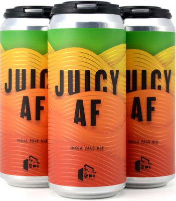 BOOMBOX JUICY AF IPA TALL CAN
