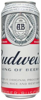 BUDWEISER 740ML
