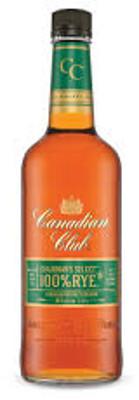 CANADIAN CLUB 100% RYE 1.14L
