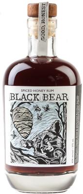 DE VINE BLACK BEAR HONEY RUM