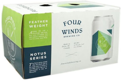 FOUR WINDS FEATHERWEIGHT 6PK
