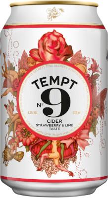 TEMPT CIDER NO. 9