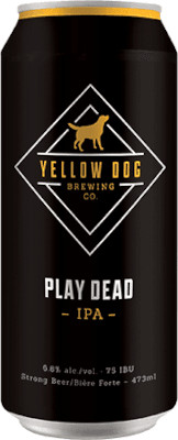 YELLOW DOG PLAY DEAD IPA 4PK