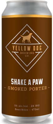 YELLOW DOG SMOKED PORTER