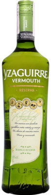 YZAGUIRRE RESERVA DRY VERMOUTH